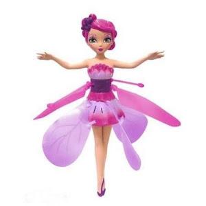 Papusa Zana zburatoare The Flying Fairy