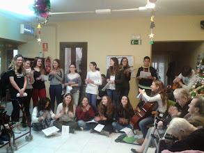 Photo: Nadales a la residència Mas Vell 2
