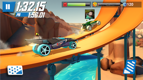 Hot Wheels: Race Off Screenshot