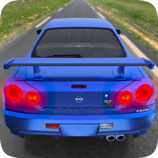 Skyline Drift Simulator