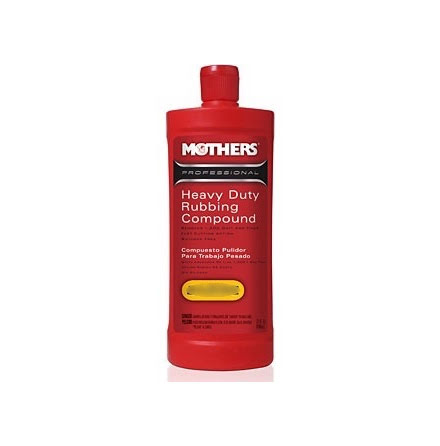 Mothers Heavy Duty Rubbing Compound 100ml