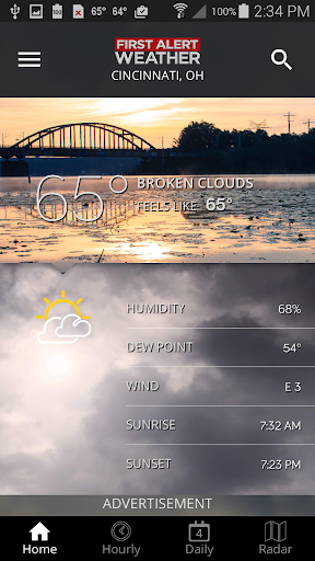 FOX19 First Alert Weather 5.0.501 screenshots 1