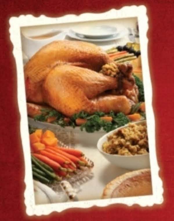 Turkey With Apricot Chardonnay Glaze