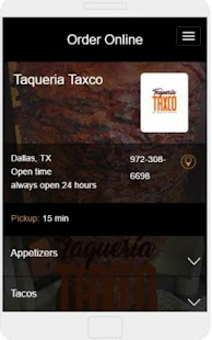 Taqueria Taxco - náhled