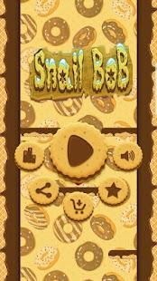 Snail Donut Bob - náhled