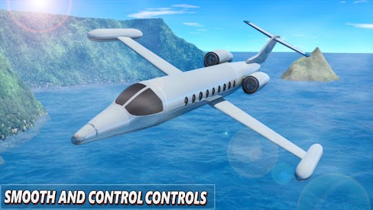 City Airplane Pilot Flight Mod Apk 2.27 [Unlimited Money] 5