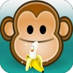 Funny Monkey Icon