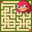 Ugandan Knuckles Maze Escape icon