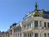 Google's Europe Office in Vienna, Austria.