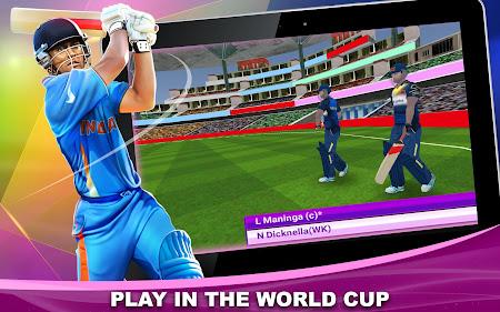 T20 Cricket Champions 3D 1.0.29 screenshot 1041134