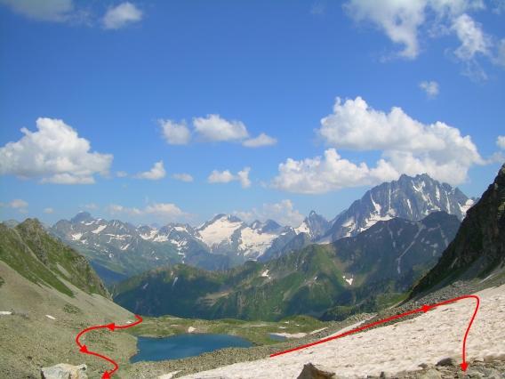 Отчет о горном походе первой категории сложности по Западному Кавказу