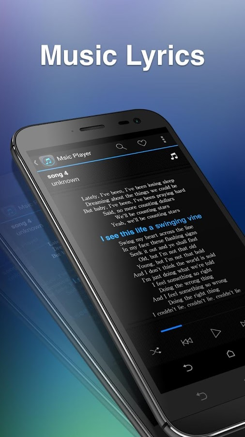 Free Music Player For Android- screenshot