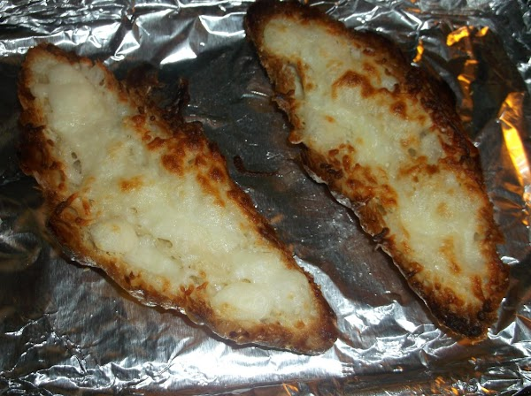 Place croissant in toaster oven; set oven to broil (watch carefully so as not...