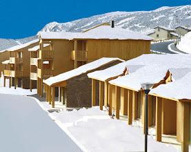 Photo: La Résidence en hiver (photo non contractuelle)