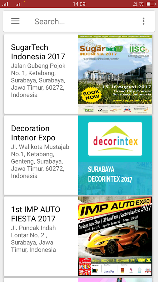 Indonesia Product- screenshot
