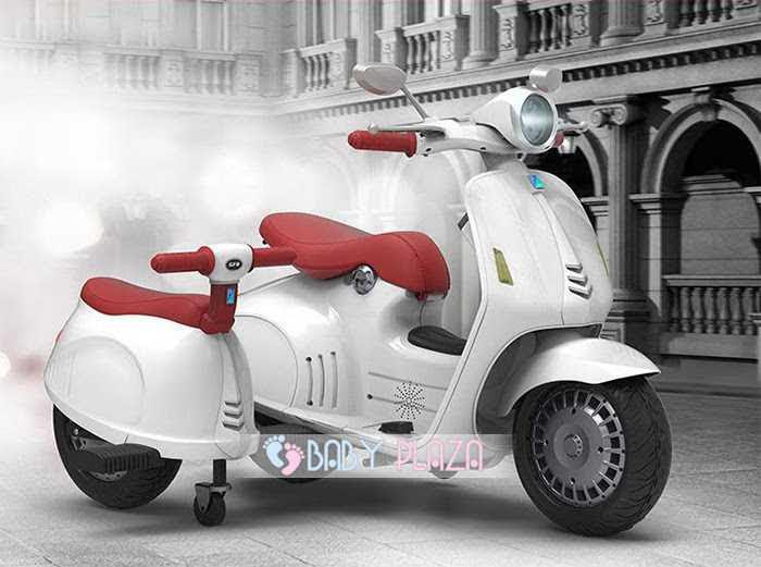 Xe máy điện Vespa 2 chỗ ngồi YH-8820A