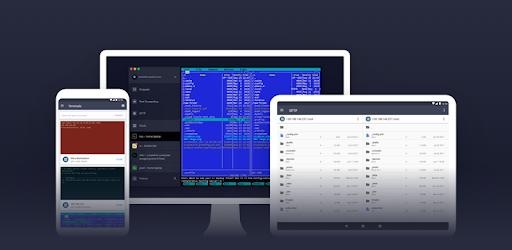 Termius - SSH, Mosh and Telnet client for PC
