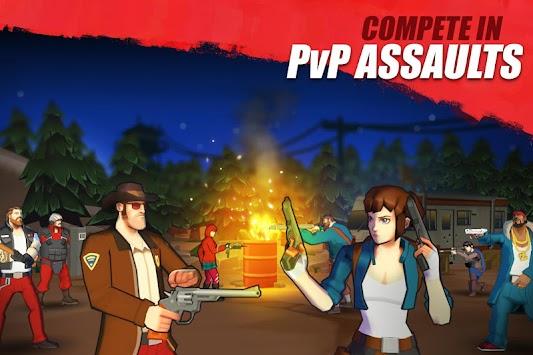 Zombie Faction - Battle Games for a New World apk screenshot