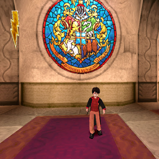 Picture of a Harry Potter videogame