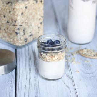 Easy Raw Vegan Coconut Yogurt.