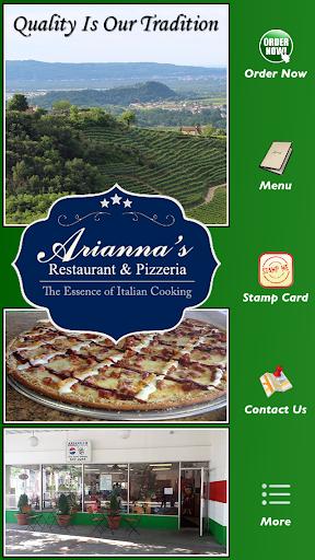 玩免費遊戲APP 下載Arianna's Restaurant Pizzeria app不用錢 硬是要APP