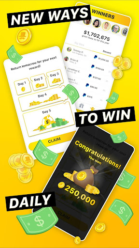Lucky Day - Win Real Money android2mod screenshots 7