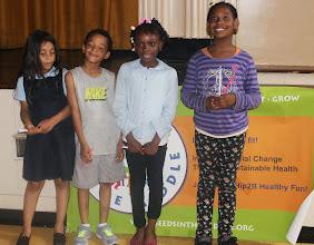 Photo: Congratulations to 2nd grade Hip2B Healthy Ambassadors.