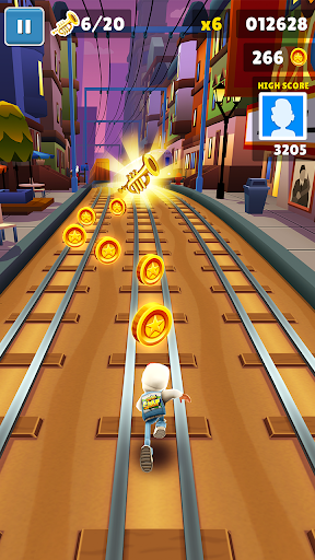 Subway Surfers screenshot 10