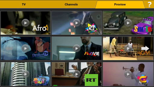 MTN TV+ screenshot 4