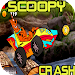 Scooby dog Crash Racing Icon