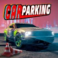 Driving And Car Parking Game:Real Classic Driving icon