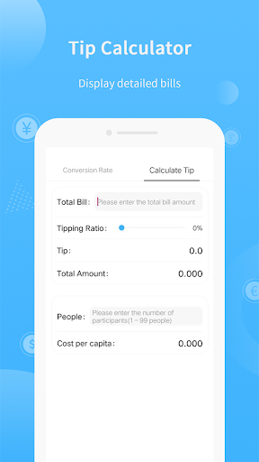 Currency Converter Calculate Fx Tip