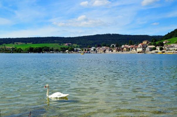 Lac de Joux; Vaud