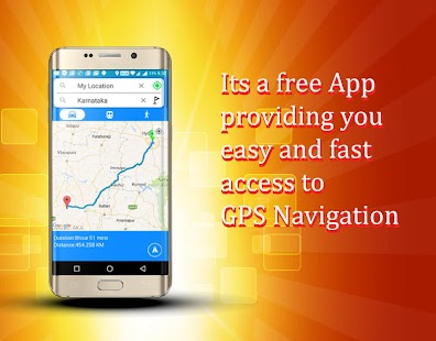 GPS Route Navigation & Weather - náhled