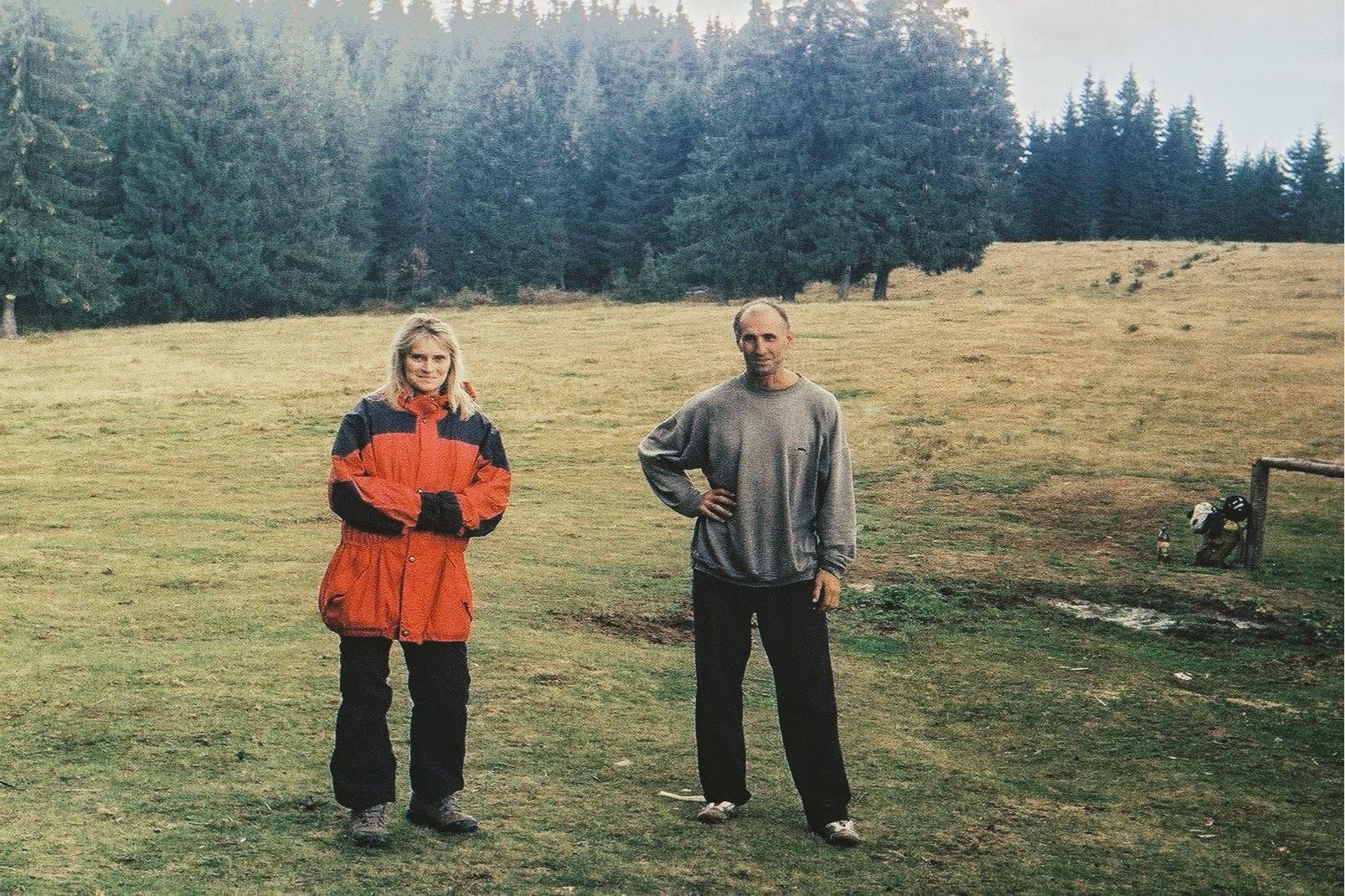 Василь(монстр, сталоне) та Наталка