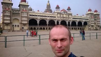 Photo: Mysore palace a já