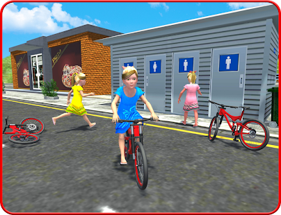 Kids Toilet Emergency Sim 3D- screenshot thumbnail