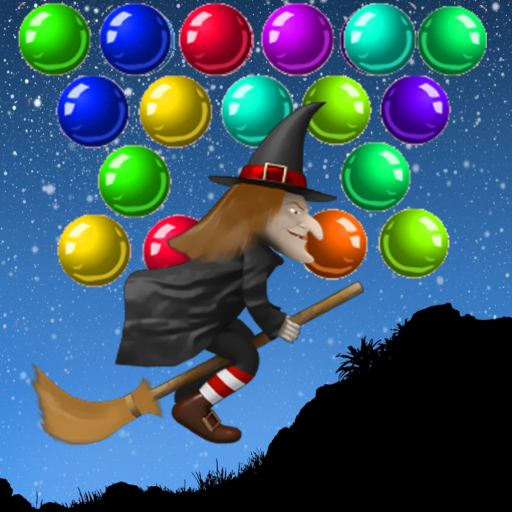 Bubble Fairy Witch Shooter