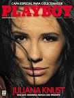 Juliana Knust na Playboy