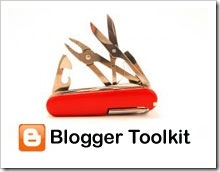 blogger-toolkit
