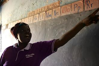 Photo: ©Valentina Prati/Right to Education: Reading the sounds of Acholi