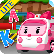 Robocar Poli Racing Popular Game - Alphabet