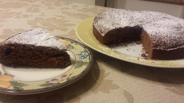 Brown Spice Cake Recipe