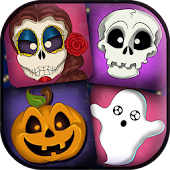 Halloween Memory Cards 👻 Scary Games Free