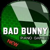 Tải Bad Bunny Piano Tiles APK