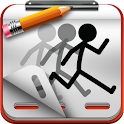 Animation Studio Stickman icon