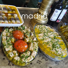 Photo: ♥ MADRID - Spain / marinated fish with great wines ! #foodie #travel #ttot #foodphotography #digitalnomad #rtw  +food i love around the world > http://CarouLLou.com/food     #NomadHere ! #digitalnomad #travel #ttot #rtw #travelphotography #foodphotography #foodie