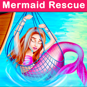 Mermaid Rescue Love Story