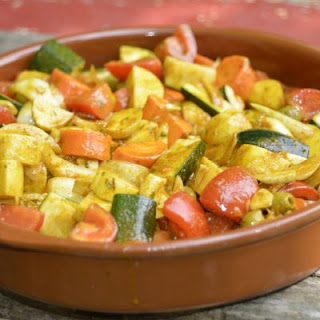 Slow-Cooked Tri-Veggie Bake