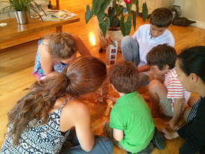 Photo: Step Cousins Ages 3-16 (and Charlie, 10)